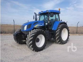 NEW HOLLAND T7550 - tractor agricola