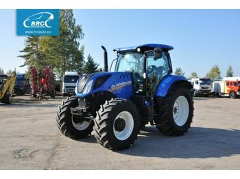 NEW HOLLAND T7.175 - tractor agricola