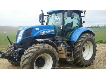 NEW HOLLAND T7.200 RANGECOM - tractor agricola