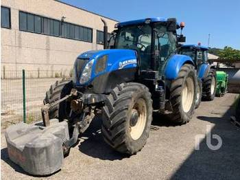 Tractor agricola NEW HOLLAND T7.210