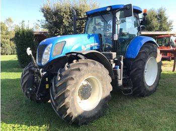 Tractor agricola NEW HOLLAND T7-250