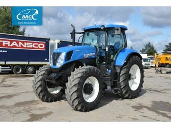 NEW HOLLAND T7.270 - tractor agricola