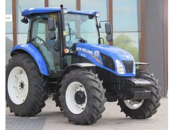 NEW HOLLAND TD595 - tractor agricola