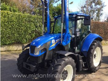 NEW HOLLAND TD 5.105 - tractor agricola
