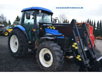 NEW HOLLAND TD 95 D - tractor agricola
