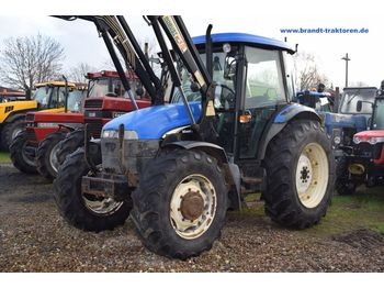 NEW HOLLAND TD 95 D A - tractor agricola