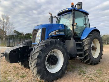 NEW HOLLAND TG285 - tractor agricola