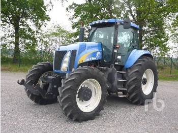 Tractor agricola NEW HOLLAND TG285