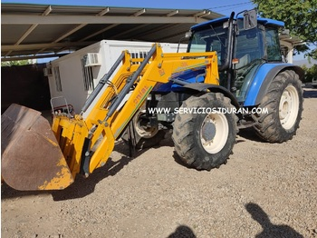 Leasing NEW HOLLAND TL100 - tractor agricola
