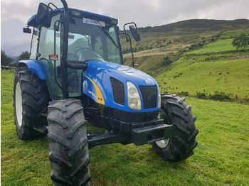 NEW HOLLAND TL100A - tractor agricola