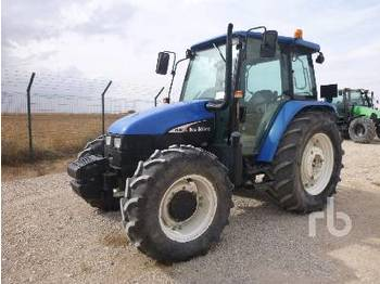 NEW HOLLAND TL90 - tractor agricola