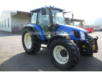 NEW HOLLAND TL 100 A - tractor agricola
