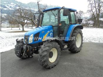 NEW HOLLAND TL 70 TURBO - tractor agricola
