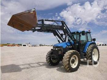 NEW HOLLAND TM115 - tractor agricola