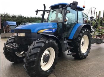 NEW HOLLAND TM140 - tractor agricola
