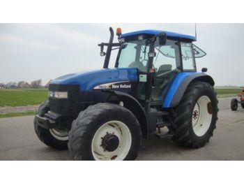 NEW HOLLAND TM 130 - tractor agricola