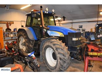 NEW HOLLAND TM 190 4WD, Tractor - tractor agricola