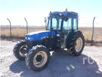 NEW HOLLAND TN95FA - tractor agricola