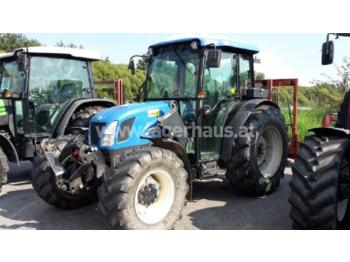 NEW HOLLAND TN 70 A - tractor agricola