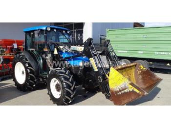 NEW HOLLAND TN-D 75 A - tractor agricola