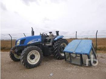 NEW HOLLAND TS115A - tractor agricola