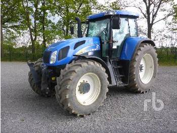 NEW HOLLAND TVT170 - tractor agricola