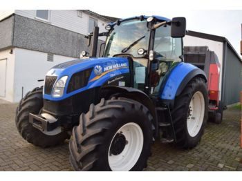 NEW HOLLAND T 5.115 EC - tractor agricola