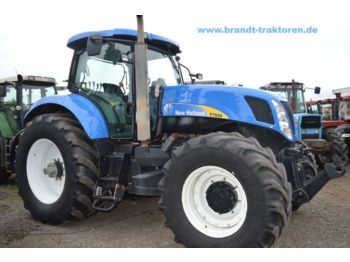 NEW HOLLAND T 7040 - tractor agricola