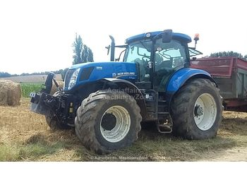 NEW HOLLAND t7 250 pc - tractor agricola