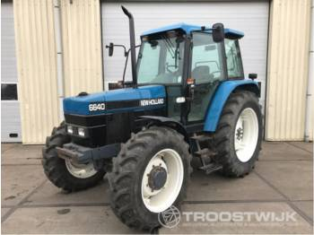 Tractor agricola New Holland 6640 Powerstar SLE
