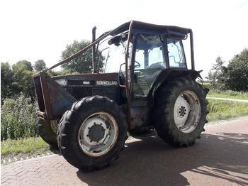 Tractor agricola New Holland 6640 SLE
