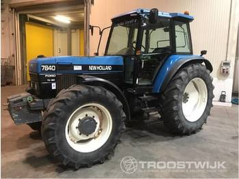 Tractor agricola New Holland 7840 SLE DT: foto 1