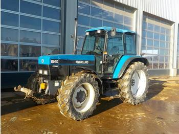 New Holland 8240 - tractor agricola