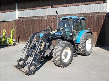 New Holland 8340 SLE - tractor agricola