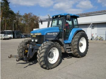 New Holland 8770  - tractor agricola