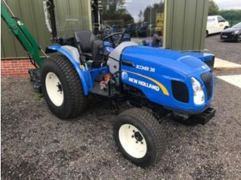 New Holland Boomer 30 Ex-Demo - tractor agricola