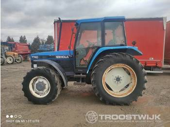 New Holland FORD 7740 TUZ - tractor agricola