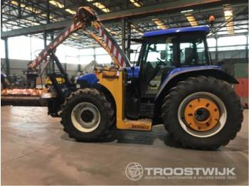 New Holland New Holland TM130 TM130 - tractor agricola