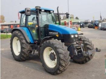 New Holland Schlepper TS 115 - tractor agricola
