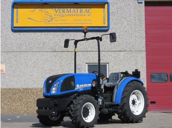New Holland T3.80F - tractor agricola