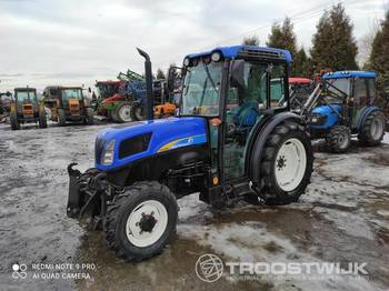 New Holland T4030N + TUZ - tractor agricola