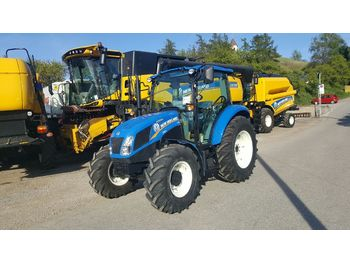 New Holland T4.75 Powerstar  - tractor agricola
