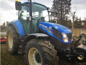 New Holland T5115 ELECTRO COMMAND - tractor agricola