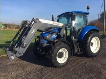New Holland T5.105 Deluxe - tractor agricola