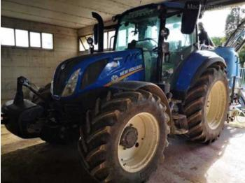 New Holland T5 110  ELECTRO COMMAND - tractor agricola