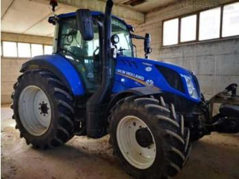 New Holland T5 120 ELECTRO COMMAND - tractor agricola
