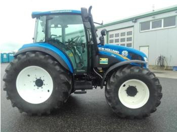 New Holland T5.95 DC CAB TMR - tractor agricola