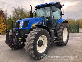 Tractor agricola New Holland T6030 Plus