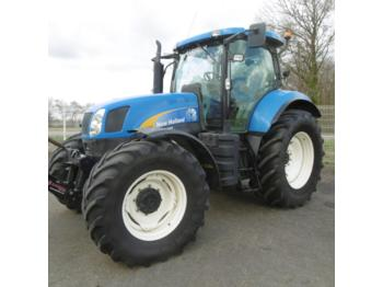 Tractor agricola New Holland T6050 RANGE COMMAND