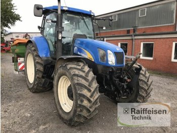 New Holland T6080 RC - tractor agricola